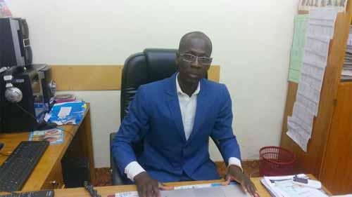 Evariste Combary, directeur de la radio nationale du Burkina:«Nous sommes frustrés»