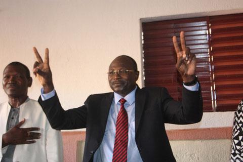 Eddie Komboigo, président du CDP: «Pour qui roule le Conseil Constitutionnel?»