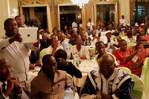 Michel Kafando proclame Ouagadougou capitale de la jeunesse africaine