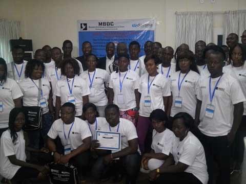 Élections au BF: Le MBDC met les jeunes en ordre… de participation