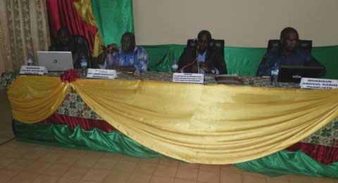 Tournée de sensibilisation à Bobo: Fréderic Nikièma satisfait de la transition Burkinabè