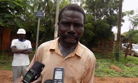 Rumeur sur l'agression d'un jardinier par un crocodile: Plus de faux que de vrai