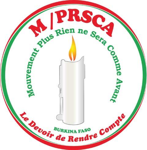 Le sit in du M/PRSCA  devant le siège du CDP est reporté