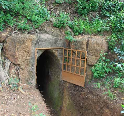 Tourisme au Faso: La grotte militaire de Diébougou