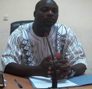 Transition politique au Burkina: Le ministre de la communication a fait le bilan à mi-parcours à Gaoua