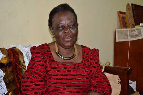 Blanche Toé, la spécialiste du crochetage à base de fil bio en coton