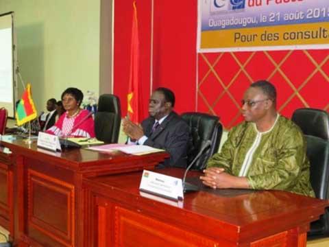 Pacte de bonne conduite pour les élections: Les parties prenantes ont donné leur parole