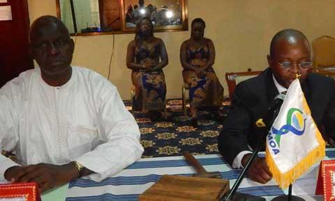 Transition burkinabé: Le Comité interparlementaire de l'UEMOA exprime «sa solidarité et son soutien» au président Michel Kafando