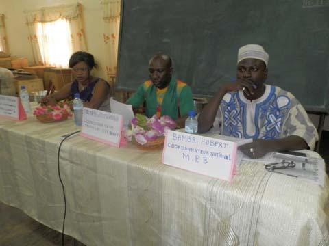 Des leaders associatifs de Bobo interpellent le Président Michel Kafando