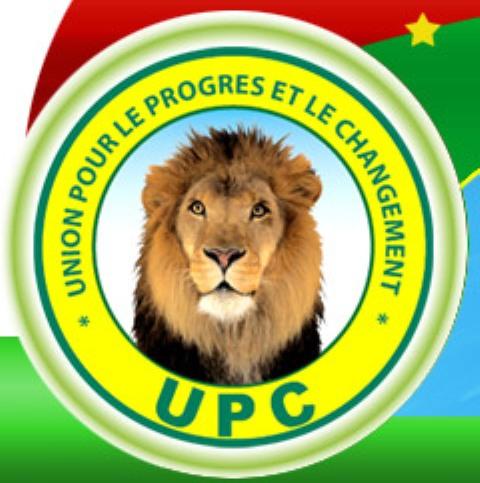 Présidentielle et législatives du 11 octobre: La composition de l'équipe de l'UPC