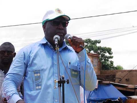 Zéphirin Diabré sur RFI: «Nous voulons un vrai renouveau politique»