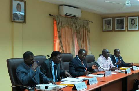 Universités publiques: «On est tous prêts à s'investir pour ne pas ajouter du retard au retard», dixit le Pr Filiga Michel Sawadogo