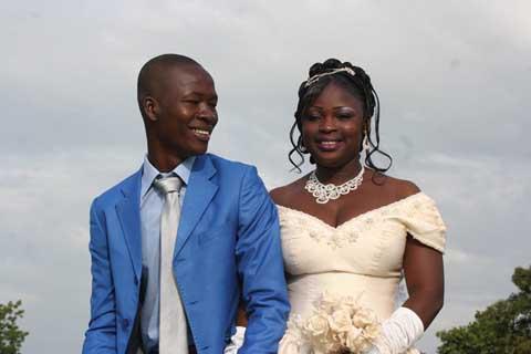 Carnet rose: Dalou Matthieu Da et Tisayel Albertine Somé se sont dit