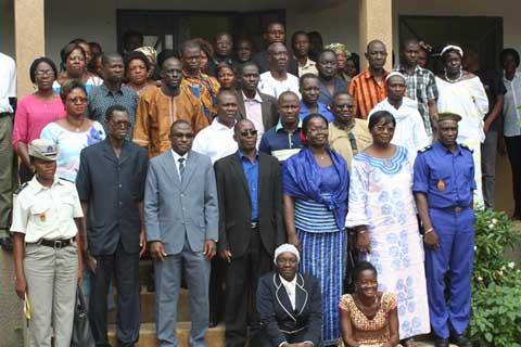 Violences faites aux femmes: la FEPDHA renforce les capacités des acteurs pour une lutte efficace