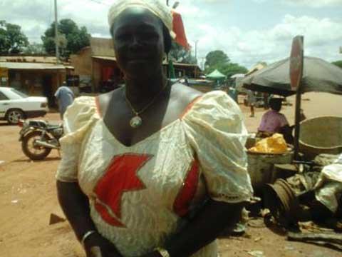 Madiara Véronique Traoré, productrice: «Très peu de femmes ont le courage de se lancer dans l'agriculture»