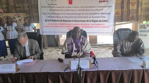 A2N: Renforcer les capacités des communautés pour prévenir les conflits