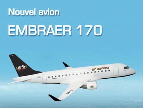 Air Burkina: Programme des vols du 10 au 12 septembre 2015