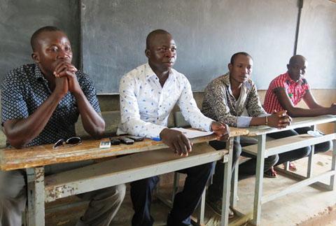 Politique: Plus de 300 jeunes du CDP migrent au RPR d'Aly Badra Ouédraogo