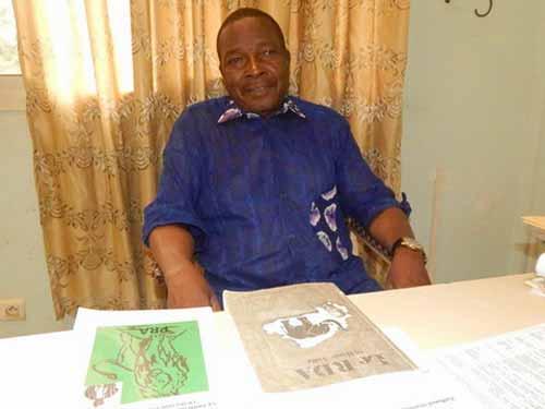Politique au Burkina: Dr Jean-Marc Palm parle des expériences du RDA et du PRA comme source d'inspiration