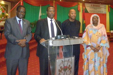Transition burkinabè: Le Groupe international de suivi exhorte les acteurs à maintenir le cap du dialogue