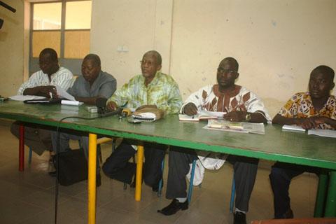 La CCVC en campagne pour un «autre Burkina»