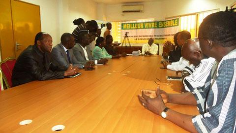 Réconciliation nationale: La Commission partage son rapport avec les candidats à la présidentielle