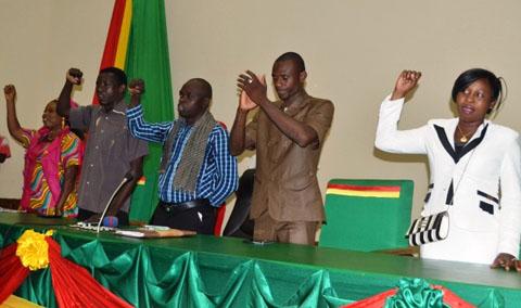 Présidentielle d'octobre 2015: Le RPR d'Aly Badra soutient Roch Marc Christian Kaboré du MPP