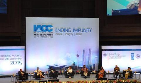 Le RENLAC à la conférence internationale sur la corruption: Tolérance zéro pour l'impunité