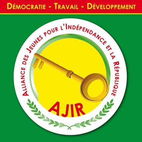 L'Alliance des Jeunes pour l'Indépendance et la République (AJIR) invite le vaillant peuple du Burkina Faso à la mobilisation