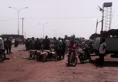 Ouagadougou entre «réveil» et préparatifs de la Tabaski