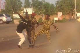 Coup d'Etat au Burkina: 15 morts et 114 blessés selon la CAASP