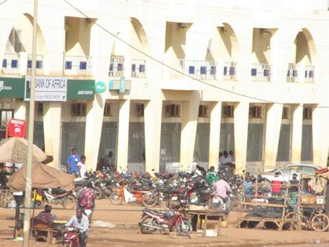 Ouagadougou après la parenthèse CND: La vie reprend progressivement