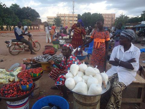 Situation politique nationale: Ouagadougou renait doucement de ses cendres