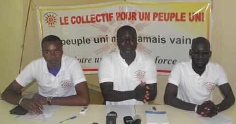 Situation nationale: Le CPPU appelle le peuple à une marche le 3 octobre