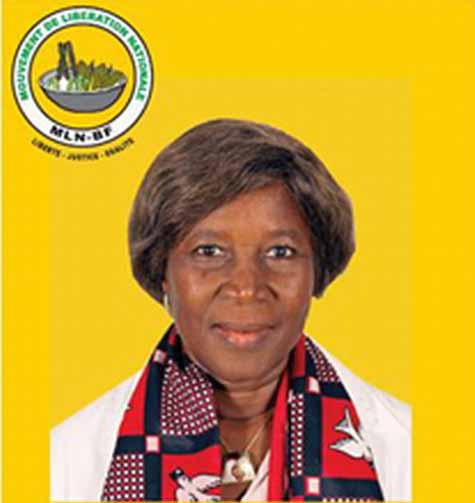 Déclaration de Françoise Toé, Candidate Indépendante du Mouvement de Libération Nationale Burkina Faso (MLN-BF) sur la situation nationale