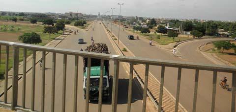 Ouaga 2000: Le quartier de nouveau accessible après le blocus de mercredi