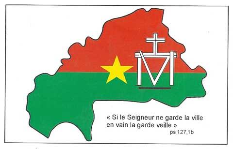 L'Eglise catholique recommande ce vendredi 2 octobre comme journée de prière pour le Burkina Faso