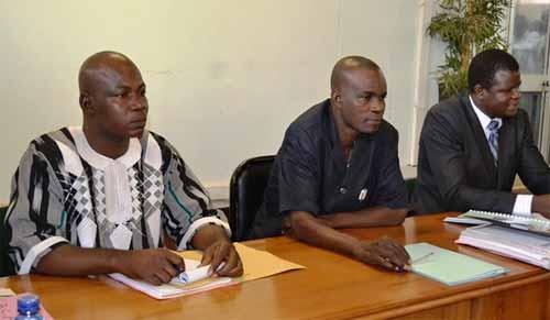 Ministère de la fonction publique: Francis Paré installé dans ses fonctions de directeur général de la Fonction publique