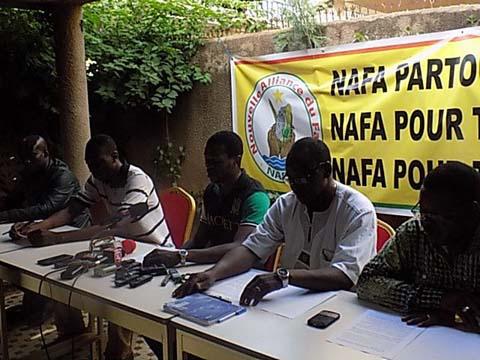 Arrestation de Djibrill Bassolé: La Nouvelle alliance du Faso dénonce un acharnement politico- judiciaire