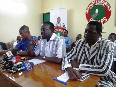 Me Sankara à propos de certains partis politiques: «Si vous soutenez un putsch, on doit en principe retirer votre récépissé»
