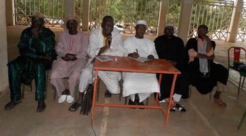Bobo: La Coordination des associations islamiques de l'Ouest a félicité le G10