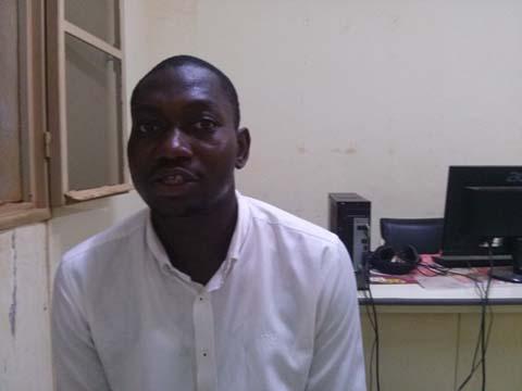 Pascal Tapsoba, président du mouvement Aube du Faso: «nous avions opté pour le dialogue, pour limiter les pertes en vies humaines»