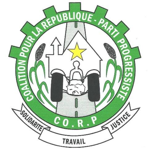 Rétablissement des institutions de la Transition: la Coalition pour la république-parti progressiste (CORP) félicite les acteurs