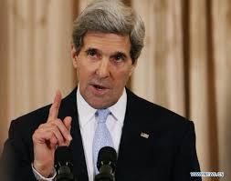 Un moment décisif  pour la démocratie en Afrique  par John Kerry, secrétaire d'Etat américain