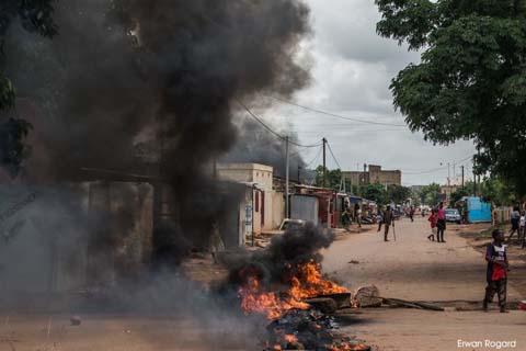 Coup d'Etat au Burkina Faso: Le SYNACIT se félicite de l'heureuse issue