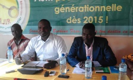 Bobo-Dioulasso: L'AJIR exige la justice sur tous les crimes commis par le RSP