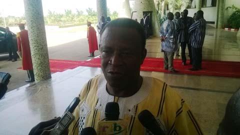 Dégâts à la cité universitaire de Kossodo: Le directeur général du CENOU pose plainte en justice