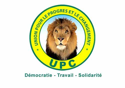L'UPC condamne avec la dernière énergie l'attaque contre la gendarmerie de Samorogouan