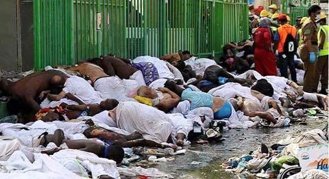 Pèlerinage 2015 à la Mecque: Dernier bilan de la bousculade