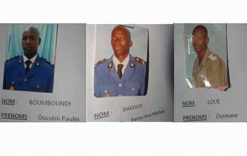 Drame de Samorogouan: Paulin, Michel et Ousmane ont été inhumés